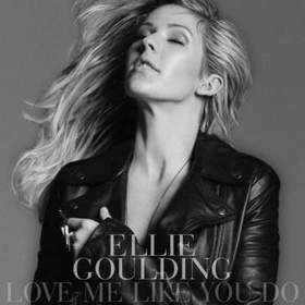 1 Ellie Goulding - Love Me Like You Do(минус)