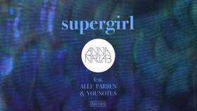 Anna Naklab - Supergirl (Acoustic Version) [feat. Alle Farben & YOUNOTUS]