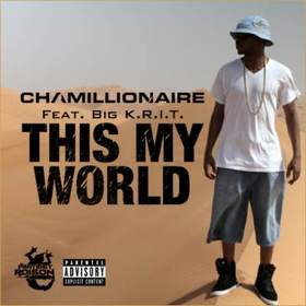 Chamillionaire feat. Big K.R.I.T. - This My World(very hot 2011)