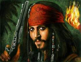 Left Boy - Jack Sparrow