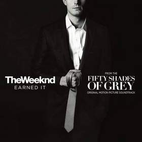 The Weekend - Earned It [from 'Fifty Shades Of Grey']